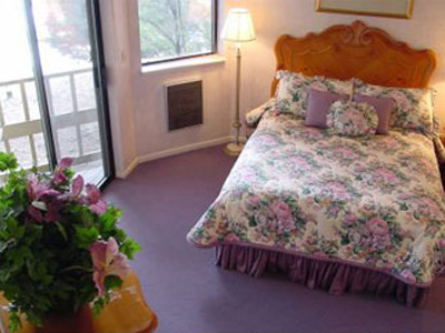 Northern California Bed and Breakfast Country French Room